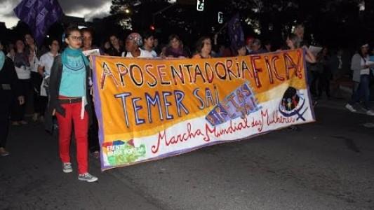 Manifestações 31 de março de 2017