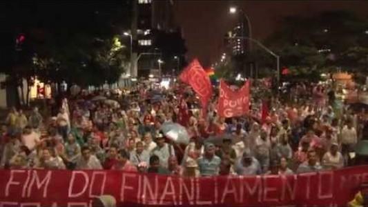 Não à terceirização e por mais direitos! Ato dia 15 de abril em São Paulo
