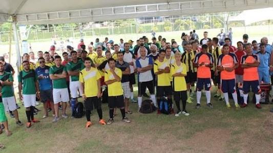 9º Campeonato de Futebol Society do Cefol Campinas