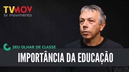SEU OLHAR DE CLASSE - PROFESSOR