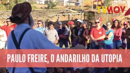 ACAMPAMENTO MARIELLE VIVE RECEBE A PEÇA