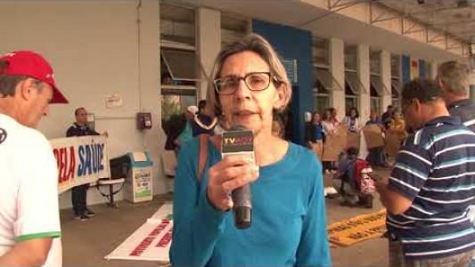 A precarização da saúde em Campinas