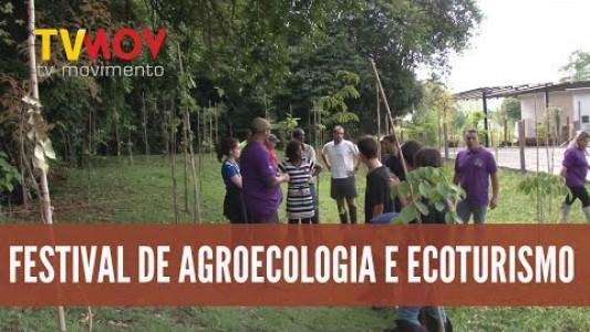 1º FESTIVAL DE AGROECOLOGIA E ECOTURISMO NO CEFOL