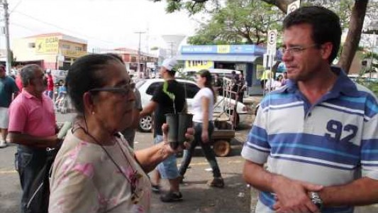 Projeto Reflorestar - Mogi Guaçu