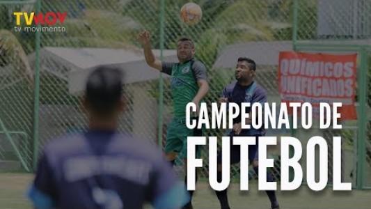 11º Campeonato de Futebol Society dos Químicos- Cefol Campinas 2019