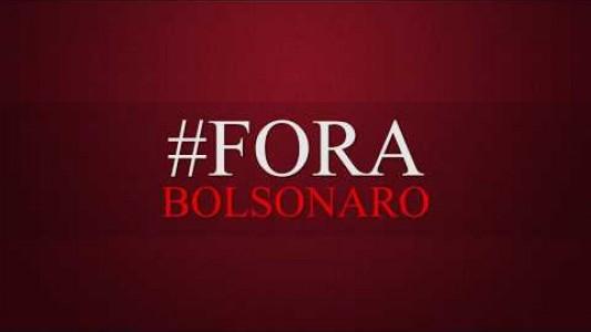 Dia Nacional de Mobilização Fora Bolsonaro