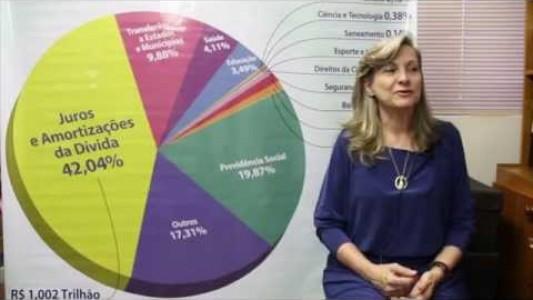 Brasileira faz parte de comissão para análise de dívida Grega