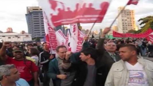Sindicato dos Químicos Unificados e Intersindical por um Brasil melhor