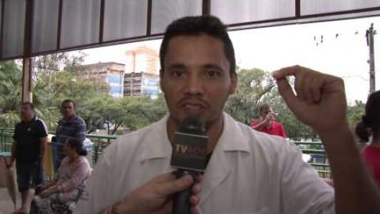 Não à privatização do Hospital Mário Gatti. Mobilização já !