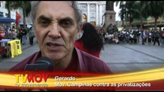 Movimento Contra a Corrupção em Campinas